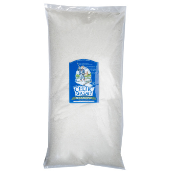 Celtic Sea Salt Fine Ground, 22 LB