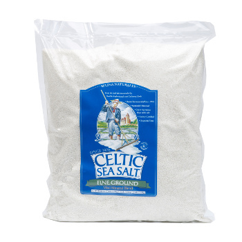 Celtic Sea Salt Fine Ground, 5 LB