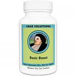 Basic Boost  (Tired Solution) ,120 tabs