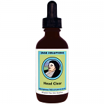 Head Clear (Congestion Solution), 2oz