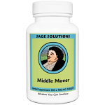 Middle Mover (Meal Mover), 120 tabs