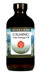 Calming Vata Oil - Supercritical Organic Oil, 8oz