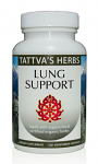 Lung Support - Supercritical Organic, 120 cap