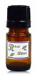 Rose Attar - Supercritical Organic, 5ml