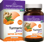 Turmeric Force Detox Action, 60 Caps