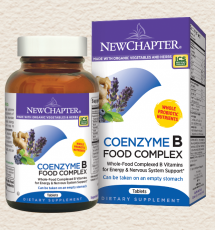 Coenzyme B Food Complex, 30 Tablets
