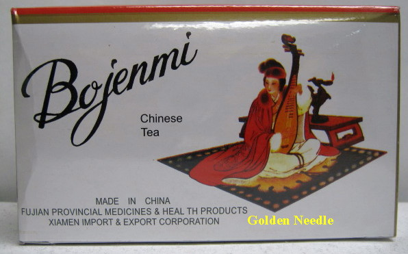 Bojenmi Chinese Tea, 20 bags