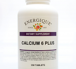 Calcium 6 Plus, 250 tablets