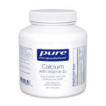 Calcium with Vitamin D3 (180 capsules)