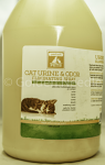 Orange Citrus Odor Eliminator for Cats, Gallon