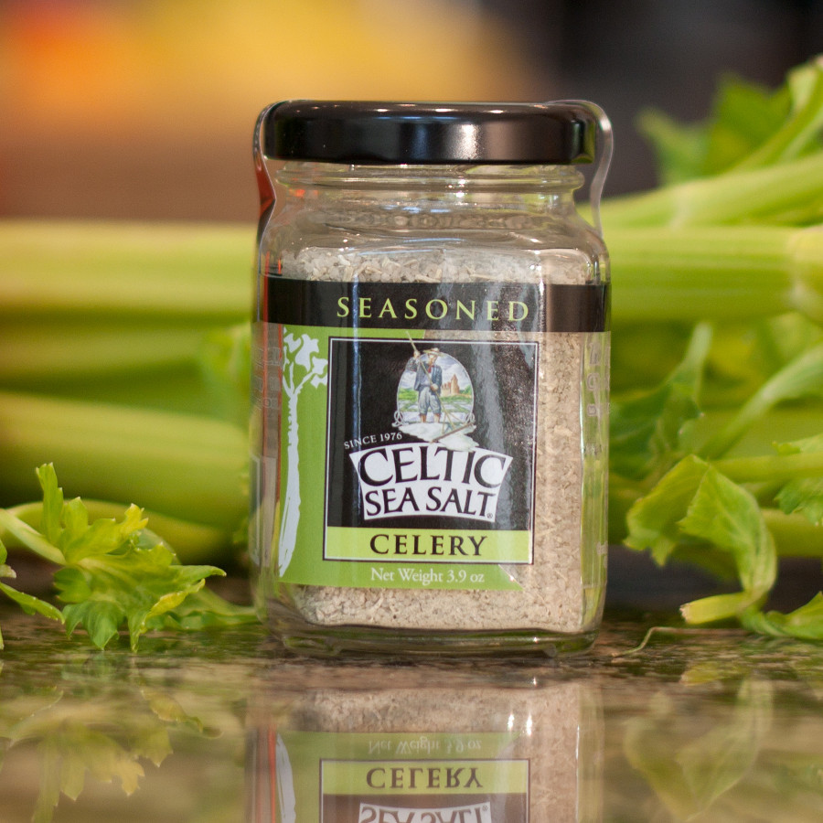 Celery Seasoned Salt Blend, Organic