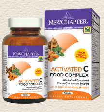 Activated C Food Complex, 90 Tablets (Expires 12/19)