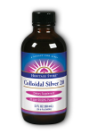 Colloidal Silver, 20ppm, 3oz