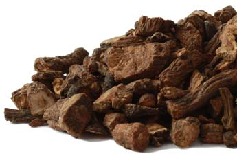 Dandelion Root Roasted (Taraxacum officinale), Organic