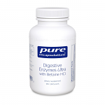 Digestive Enzymes Ultra w Betaine HCL, 180 capsules