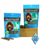 Dog Breath Dental Chews, Large