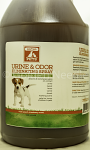 Peach Odor Eliminator for Dogs, Gallon