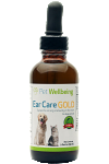 Ear Care Gold, 2oz, for Dogs & Cats