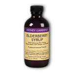 Elderberry Honey Syrup 4oz