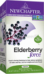 Elderberry Force, 30 Vegetarian Capsules