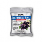 Herbal Lozenge (Elderberry Zinc), 15ct