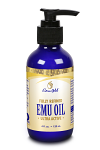 Emu Clear Oil, Ultra Active Fully Refined, 4 oz