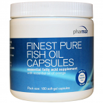 Finest Pure Fish Oil Capsules, 180 capsules