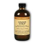 Ginger Honey Syrup 8oz