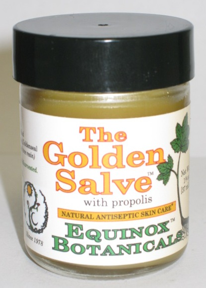The Golden Salve (1oz)