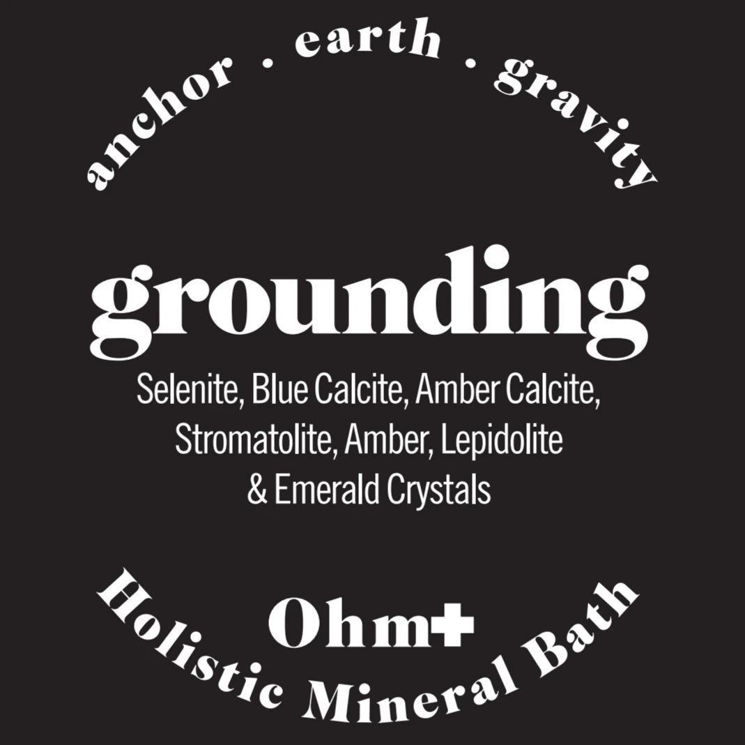 Grounding, Mineral Bath