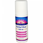 Herbal Heat Roll-On, 3oz