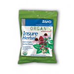 Organic Herbal Lozenge (Insure), 18ct