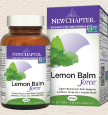 Lemon Balm Force, 30 softgels