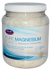 Pure Magnesium Flakes, 44 oz
