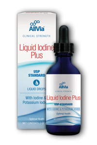 Liquid Iodine Plus