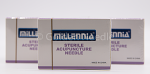 .25x50mm - Millennia Singles Acupuncture Needle