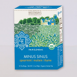 Minus Sinus Tea, 16 bags