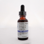 Mullein Flower Ear Oil, 1 oz