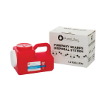 1.2 Gallon Mail Away Needle Disposal System