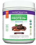 Complete Organic Plant Protein +, chocolate flavor