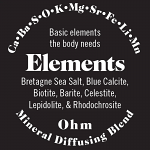 Elements, Mineral Diffusing Blend