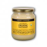 Organic Raw Honey 16oz