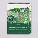 Peppermint Nettle Tea, 16 bags