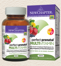 Perfect Prenatal Trimester, 270 Tablets
