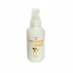Peach Odor Eliminating Dog Spray, 4oz