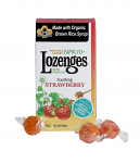 Propolis Lozenges, Strawberry Flavor
