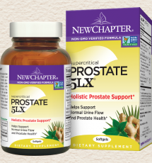 Prostate 5LX, 120 softgels