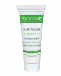 Pure Touch Organic Massage Creme, 7oz