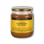 Raspberry Raw Honey 16oz