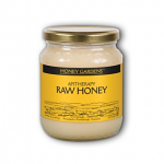 Raw Honey Jar 16oz